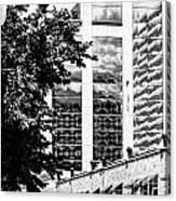 City Center -64 Canvas Print