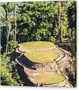 Ciudad Perdida In Colombia Canvas Print