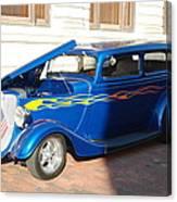 Classic Custom Car Canvas Print