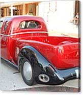 Classic Custom Pickup Truck Canvas Print