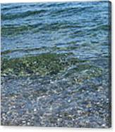 Clear Waters 3 Canvas Print