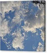 Clouds 10 Canvas Print