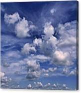 Cloudscape 4 Canvas Print
