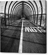 Clydeside Walkway Canvas Print