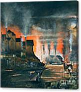 Coalbrookdale Canvas Print