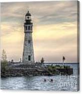 Coastguard Lighthouse Canvas Print