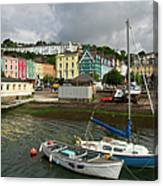 Cobh Town In Ireland Canvas Print