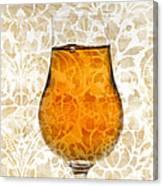 Cognac Canvas Print