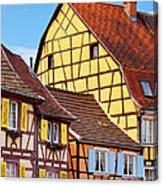 Colmar - Alsace Canvas Print