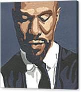 Common Canvas Print