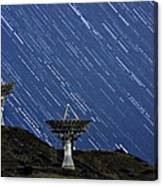 Communications To The Stars Canvas Print