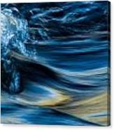 Cool Splash Canvas Print