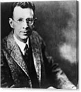 Coolidge X-ray Tube Inventor Canvas Print