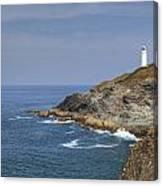 Cornwall - Trevose Head Canvas Print