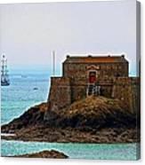 Corsairs' Home Canvas Print