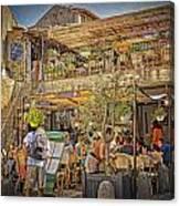 Creperie Restaurant Carcassonne Dsc01697 Canvas Print