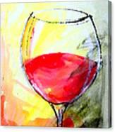 Cristallo Canvas Print