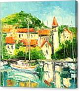 Croatia - Split Canvas Print