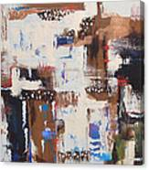 Crossing Paths Canvas Print