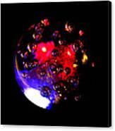 Crystal Ball Three Canvas Print