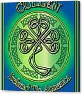 Cullen Ireland To America Canvas Print