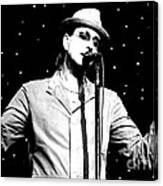 Cy Curnin - The Fixx - Vocalist Canvas Print