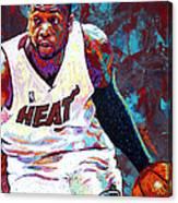 D. Wade Canvas Print