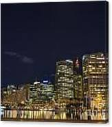 Darling Harbour In Sydney Australia Canvas Print