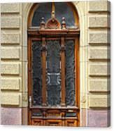 Decorative Door Canvas Print