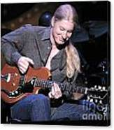 Guitarist Derek Trucks Canvas Print