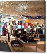 Desigual Fashion Store Canvas Print