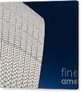 Detail Of Tiles On Sydney Opera House Canvas Print