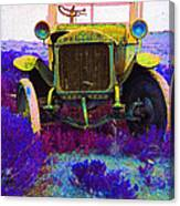 Diamond T Touring Car C.1911 Ghost Town South Pass City Wyoming 1971-2009 Canvas Print