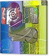 Digital Design 580 Canvas Print