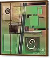 Digital Design 600 Canvas Print