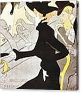 Divan Japonais Canvas Print