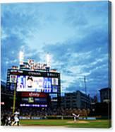 Division Series - Baltimore Orioles V 1 Canvas Print
