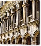 Doges Palace - Venice Italy Canvas Print