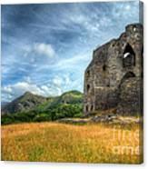 Dolbadarn Castle Canvas Print