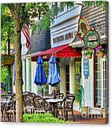 Downtown Worthington Canvas Print