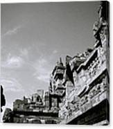 Dramatic Borobudur Canvas Print