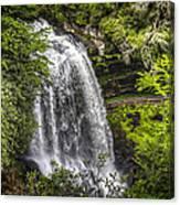 Dry Falls Canvas Print