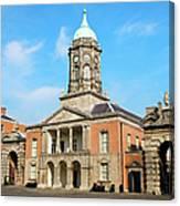 Dublin Castle Canvas Print