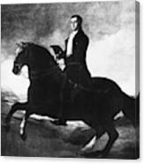 Duke Of Wellington (1769-1852) Canvas Print