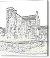 Dunlop Kirk IIi Canvas Print