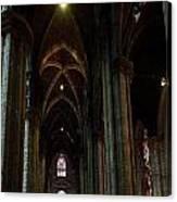 Duomo. Milano Milan Canvas Print