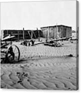 Dust Bowl, C1936 Canvas Print