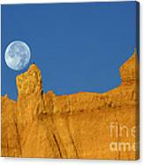 East Of The Sun West Of The Moon Canvas Print
