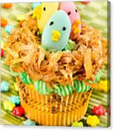 Easter Cupcakes  Canvas Print
