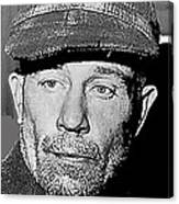 Ed Gein The Ghoul Who Inspired Psycho Plainfield Wisconsin C.1957-2013 Canvas Print